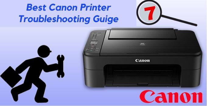 Best Canon printer Troubleshooting