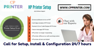 HP Printer Not Connecting to WiFi Internet