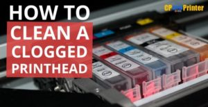 How to Clean Printer heads